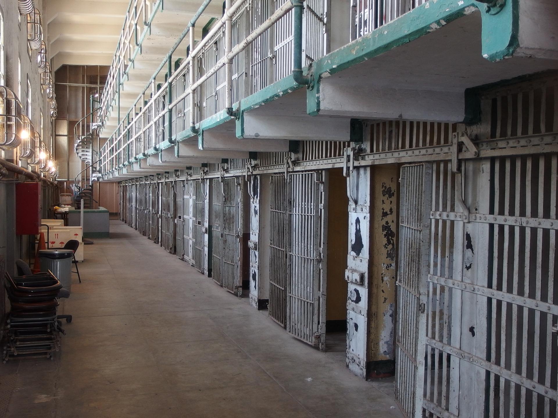 alcatraz celle