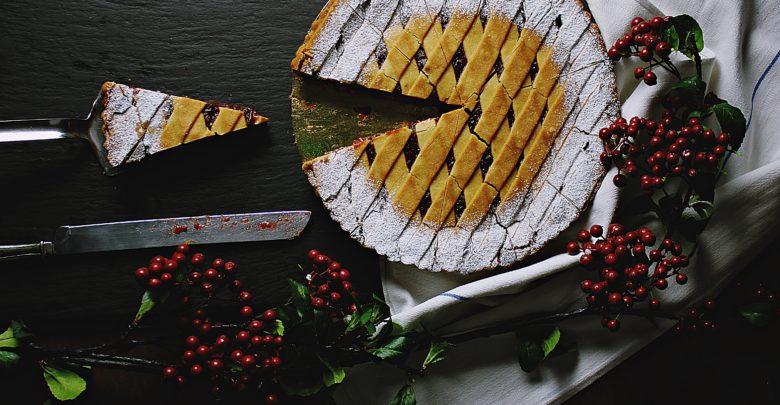 Cherry pie kirsebaertaerte opskrift