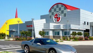 corporate america corvette museum