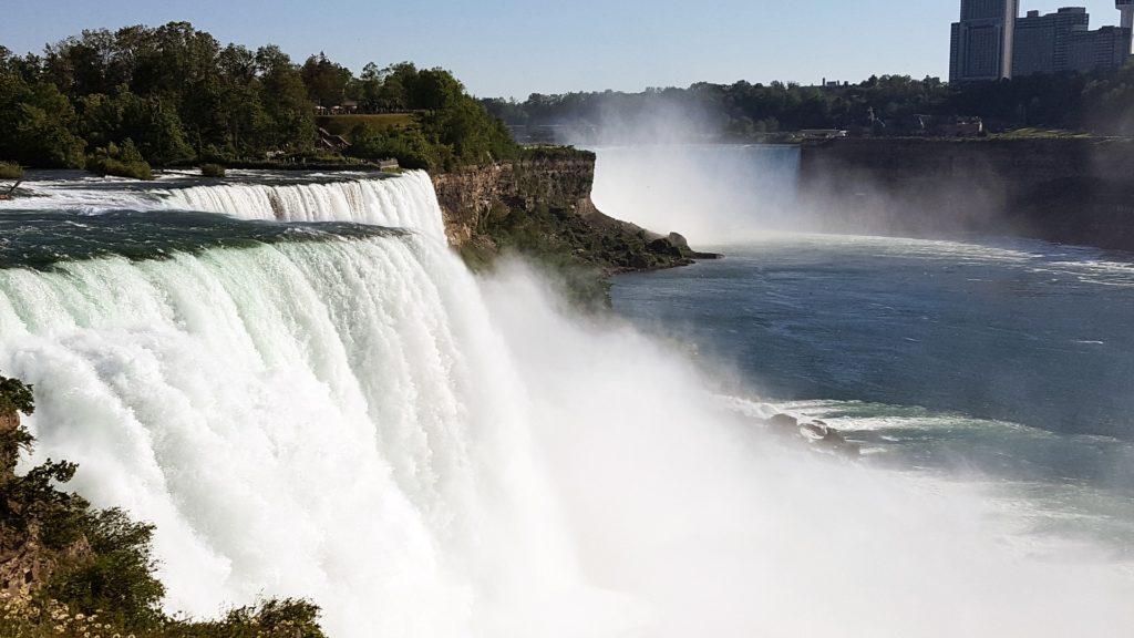 Vandfaldene Niagara Falls
