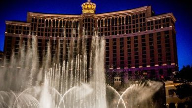 las vegas hotel bellagio