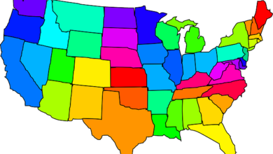 amerikanske stater