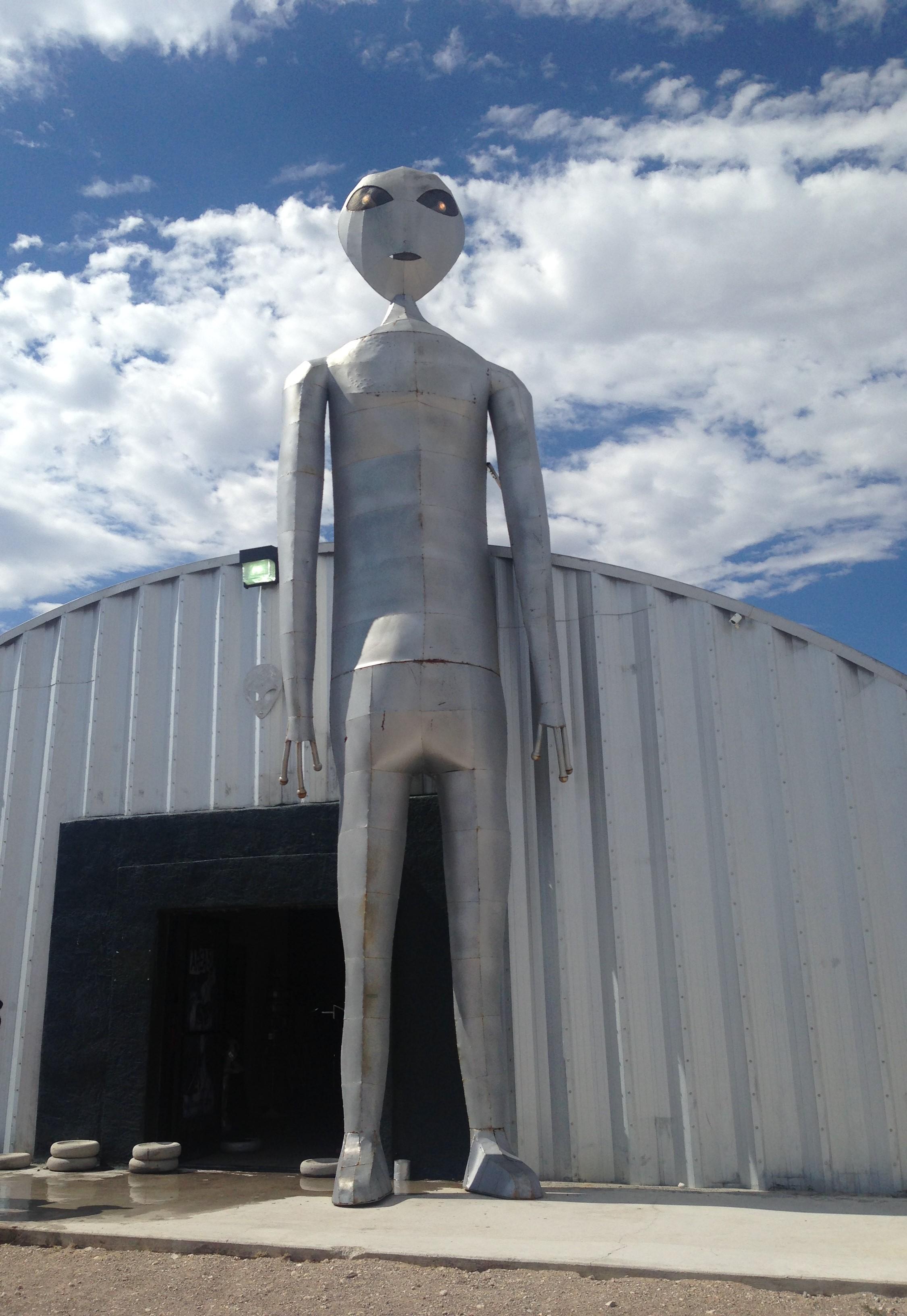 alien research center
