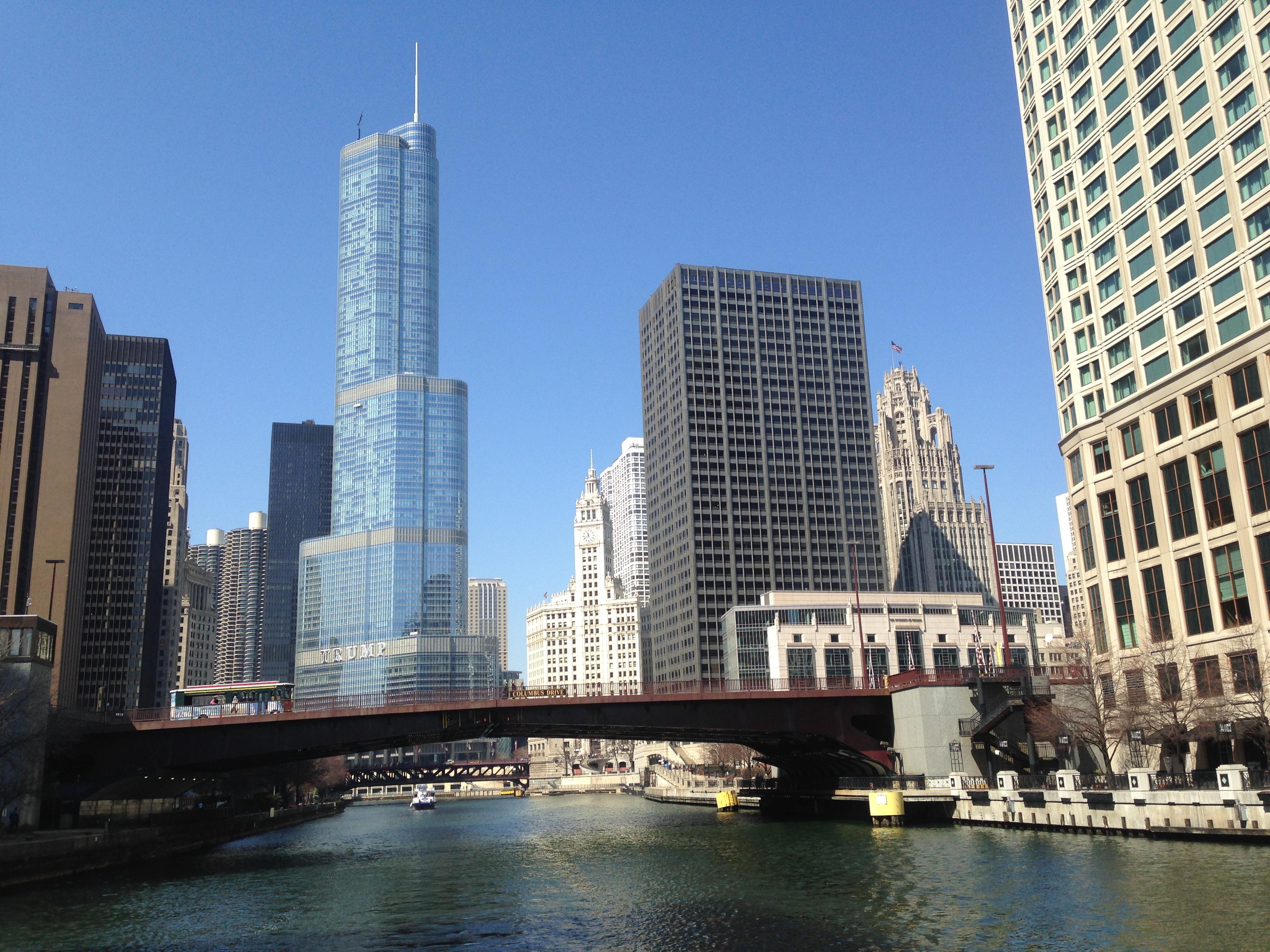 chicago arkitektur