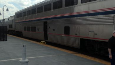 amtrak tog
