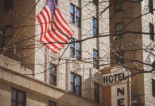 hjælp til at finde hotel i USA