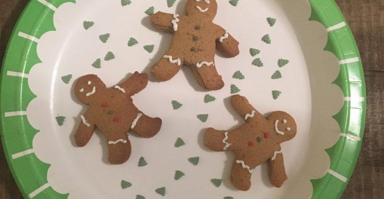 gingerbread mænd