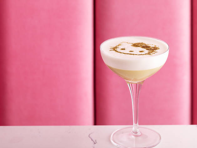 hello kitty cocktail