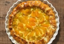 abrikos pie