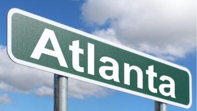 atlanta skilt