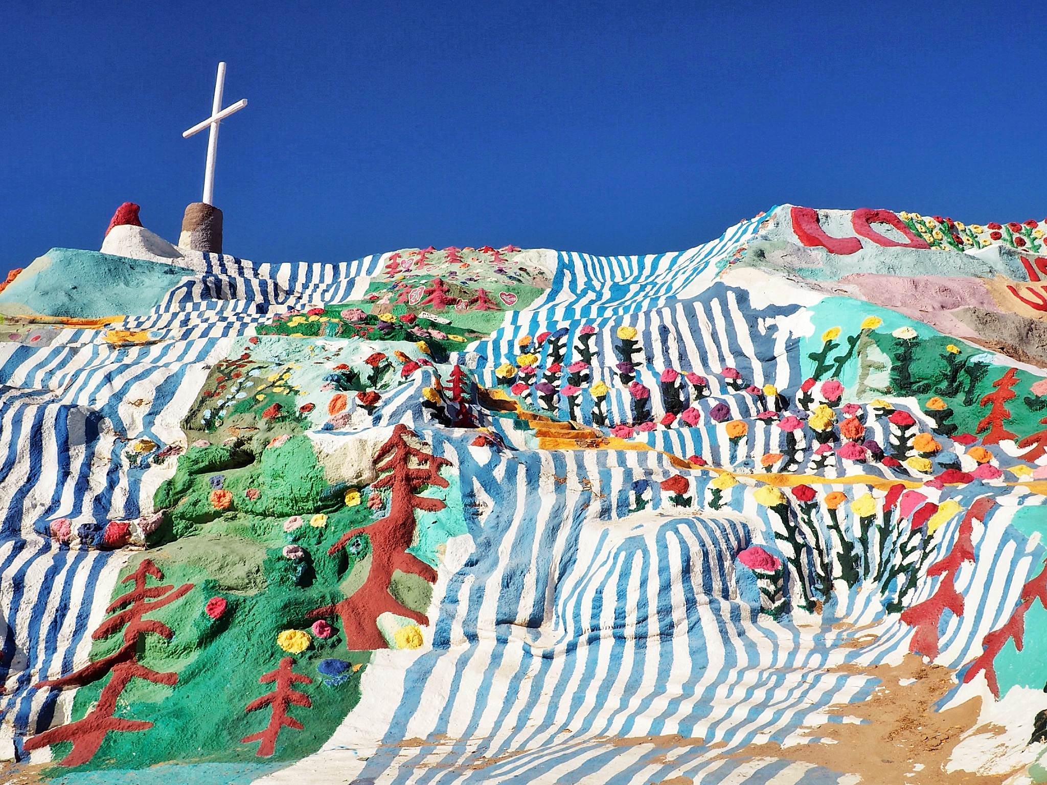 Salvation Mountain USA