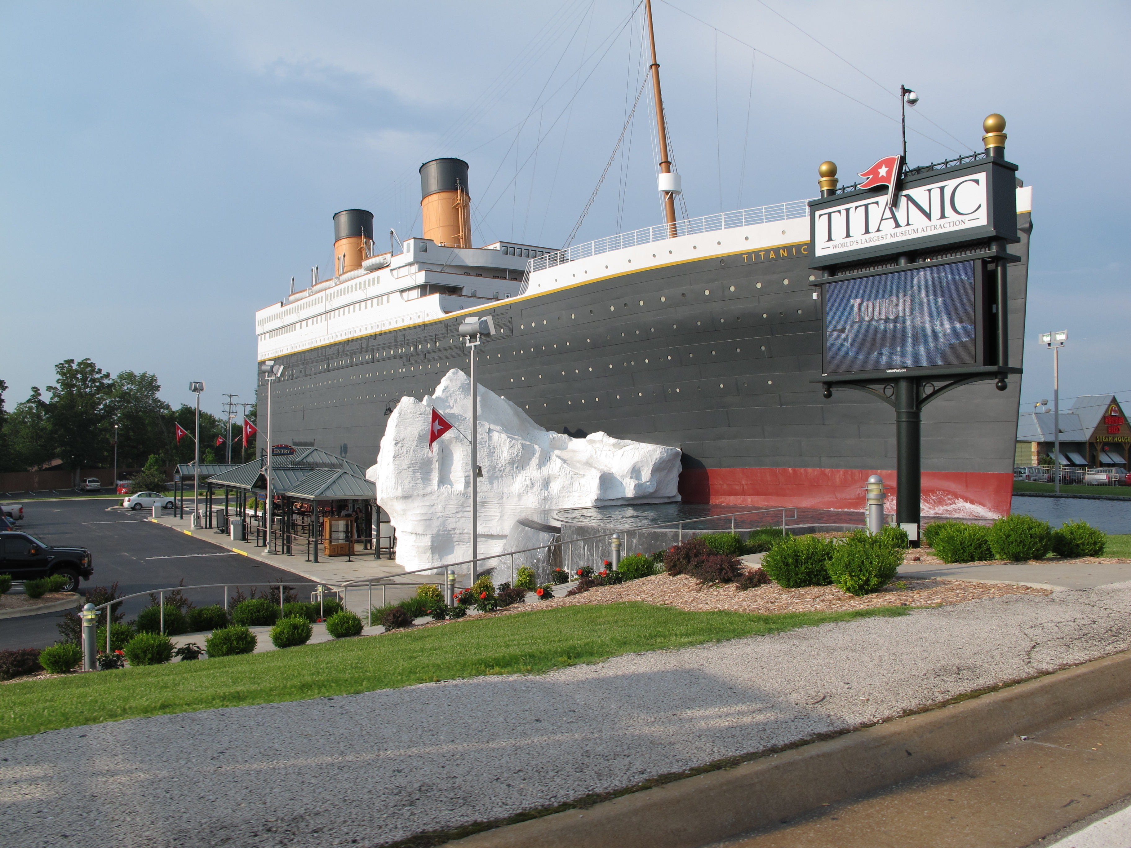 Titanic_Museum_Branson
