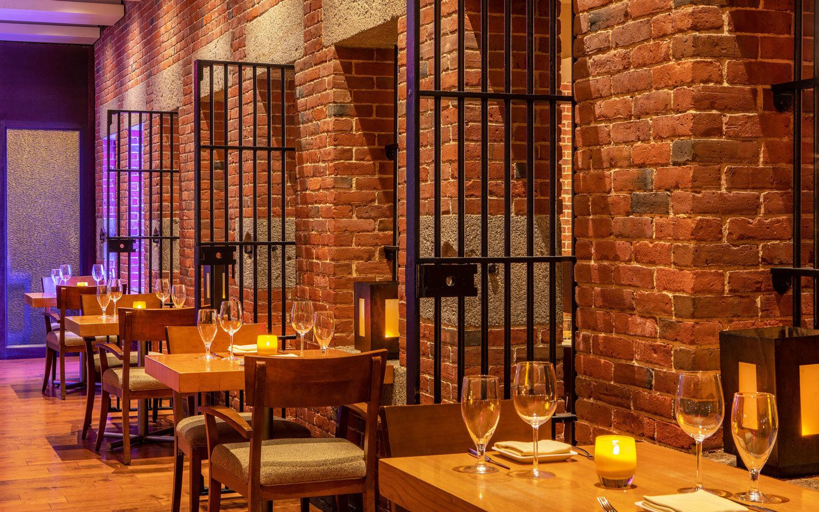 liberty hotel restaurant